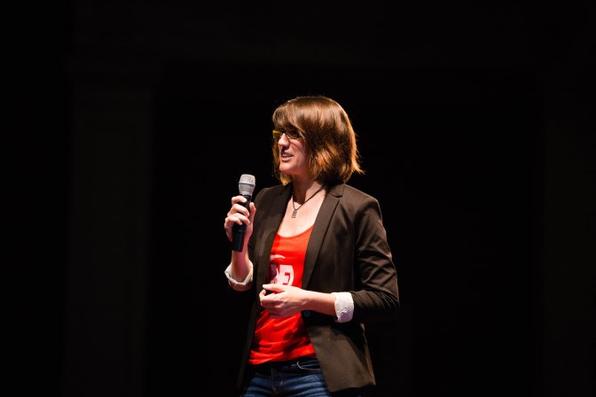 Julia Heitz - Ignite Seattle 27