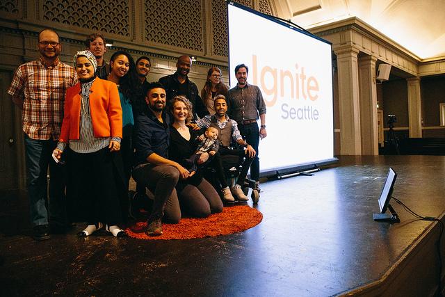 Videos / Recap from Ignite Seattle#33