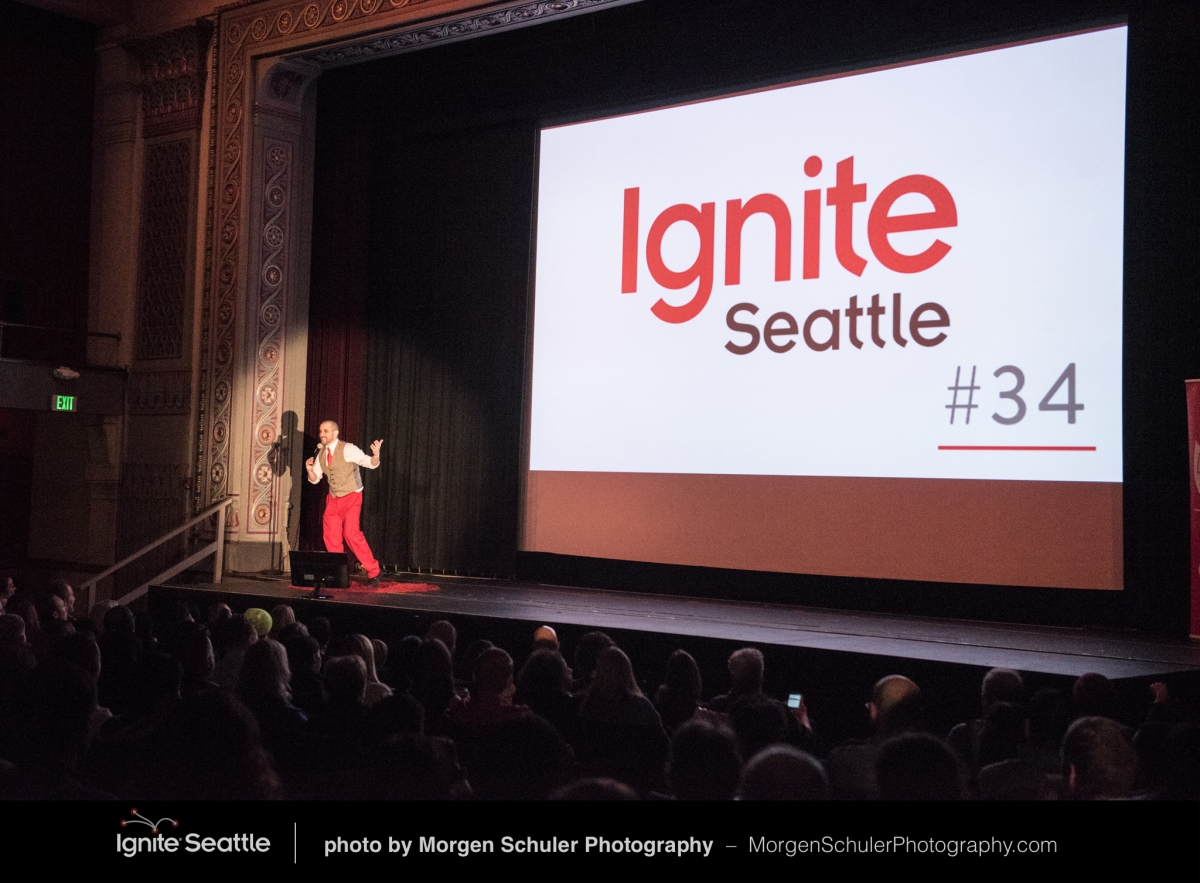 Ignite Seattle #34 – The Recap