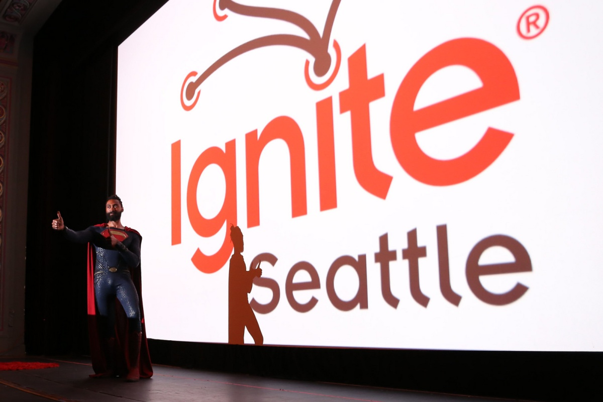 Ignite Seattle #38 is sold out! Here's how you can still attend…