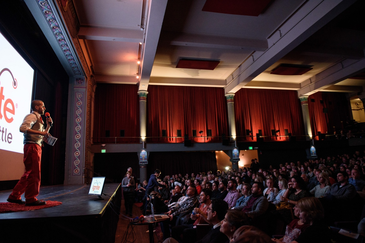 We want your story: submit a talk for Ignite Seattle