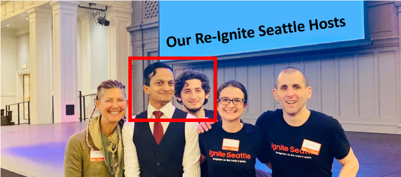 Re-Ignite Seattle: Sept 24th @ 7:30pm PST